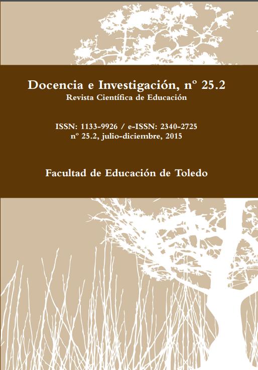 nº 25.2 de la Revista Docencia e Investigación