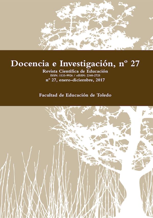 nº 27 de la Revista Docencia e Investigación